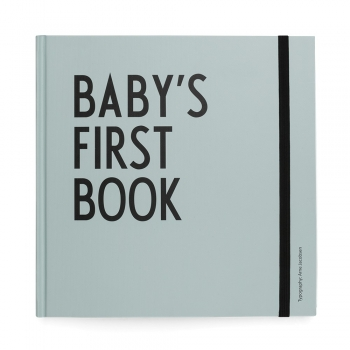 Baby's First Book - Boy