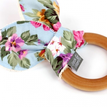 Flower Power Teether