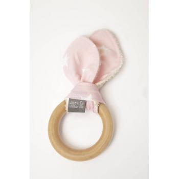 Pink Pearl Pop Teether