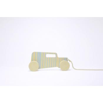 Hot Rod Sedan - Blue Lines