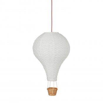 Rosé Air Balloon Lamp
