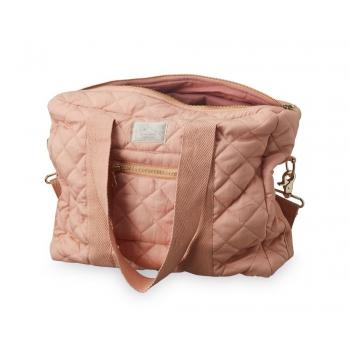 Blush Nursery Bag