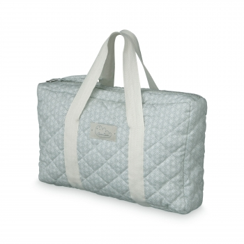 Sashiko Mint Olivia Bag