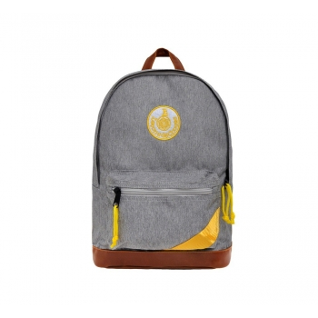 Light Grey / Yellow Backpack
