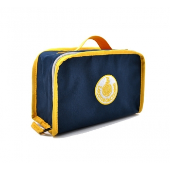 Dark Blue / Yellow Lunch Box