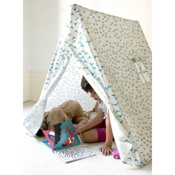 Blue Kids Tent
