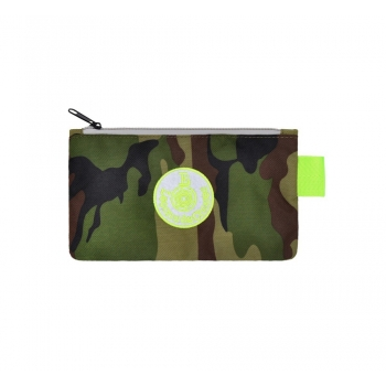Small Camo Pencil Case