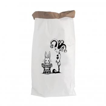 Jester Bunny Storage Sack