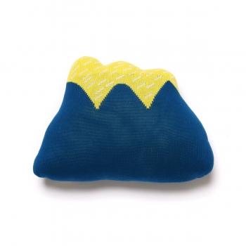 Starry Hill Cushion - Saphire Blue
