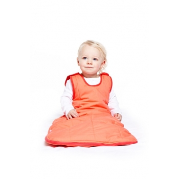 Red/Orange Sleeping Bag 0-6 months