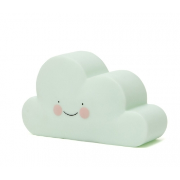 Mint Cloud Nightlight