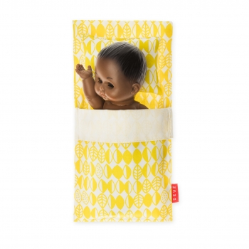 Yellow Mini Beddy Bag