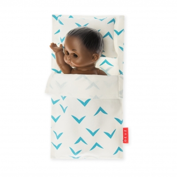 Blue Birds Mini Beddy-Bye Bag