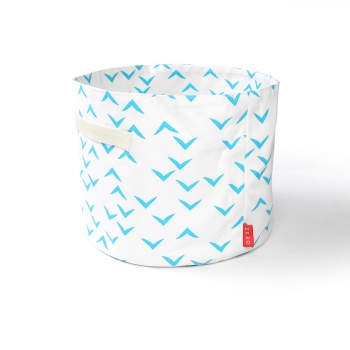 Blue Birds Storage Basket