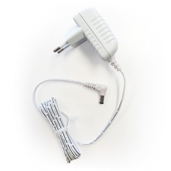 EU Adapter White