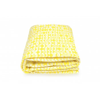 Yellow Tent Mat