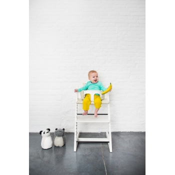 Cushion for Highchair - Balloon turquoise