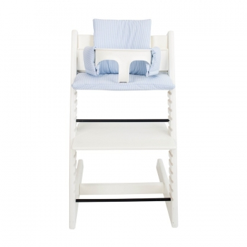 Highchair Cushion - Phenix Blue