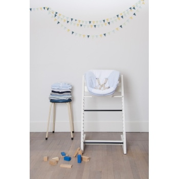 Cover for Highchair Newborn Set - Phenix Blue