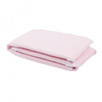 Cot Bumper - Pink Bows