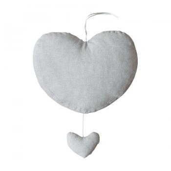 Music Heart - Sirene Grey