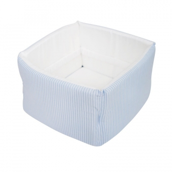 Nursery Basket - Phenix Blue
