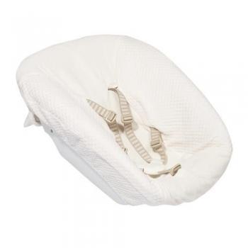 Cover for Highchair Newborn Set - Diamond Ivory