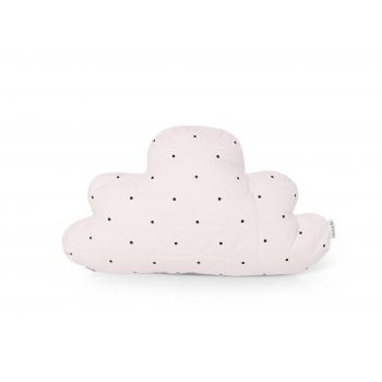 Cloud Pillow Luna - Rose Classic Dot