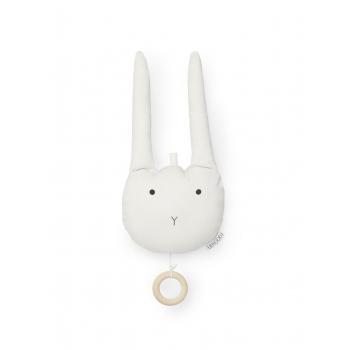 Music Mobile Alma - Cream Rabbit
