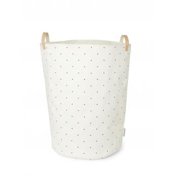 Storage Basket Ann Fabric - Classic Dot