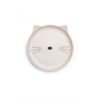 Plate Herman- Cat