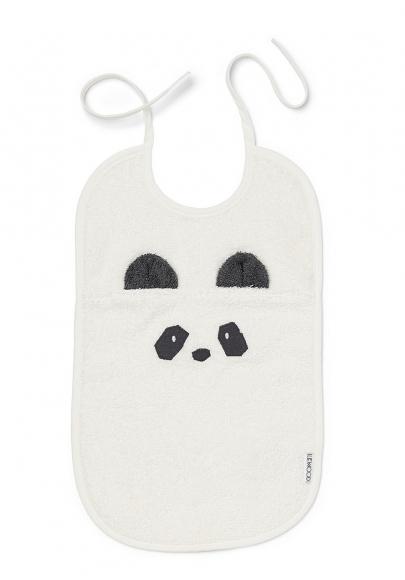 Eating Bib Theo - Panda