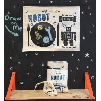 Robot Placemat