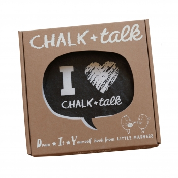 Chalk Book - I Love