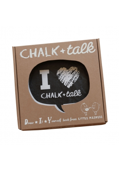 Chalk Book - I Love