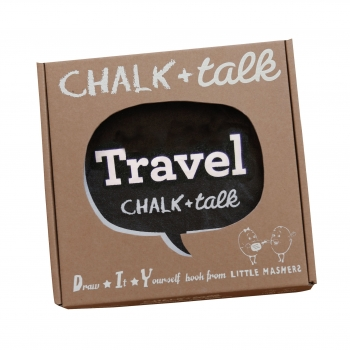 Chalk Book - Travel