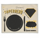 Superhero Placemat