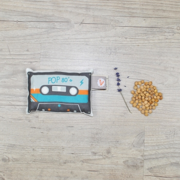 Music Tape Heating Pad