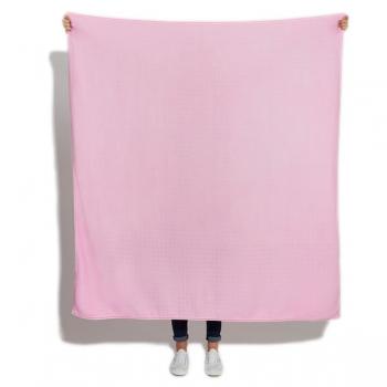Powder Pink Luxury Scarf Swaddle