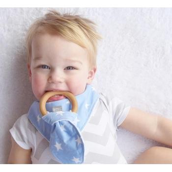 Blue Eyed Boy Teether