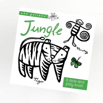 Jungle Slide & Play Book