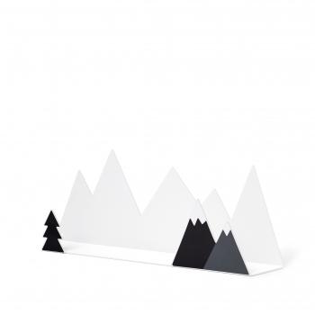 Black Mountain Shelf & 12 Stickers