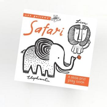 Safari Slide & Play Book