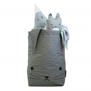 Cuddly Cat Storage Bag