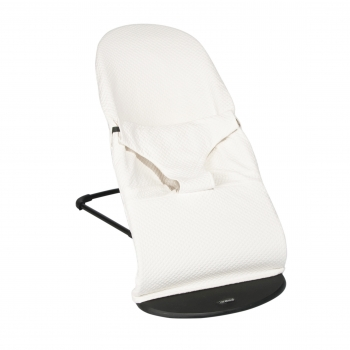 Bouncer Cover for Babybjörn® - Diamond Ivory