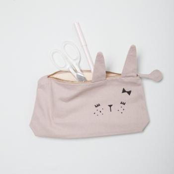 Cute Bunny Animal Pencil Case