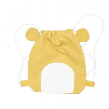 Lazy Bear Animal String Bag