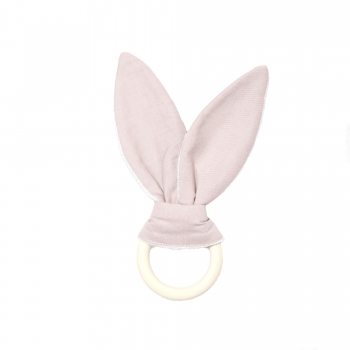 Cute Bunny Animal Teether