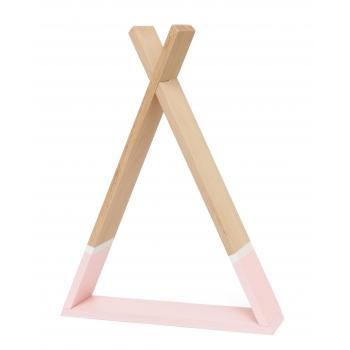 Pink Tipi Shelf