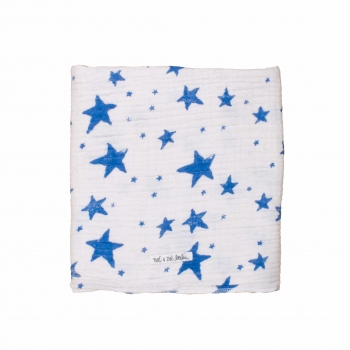 Blue Swaddle Small